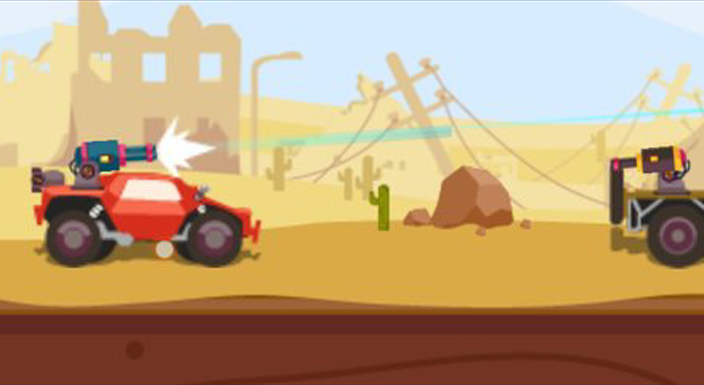 Image Road Of Rampage