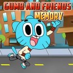 Gum and Friends Memory